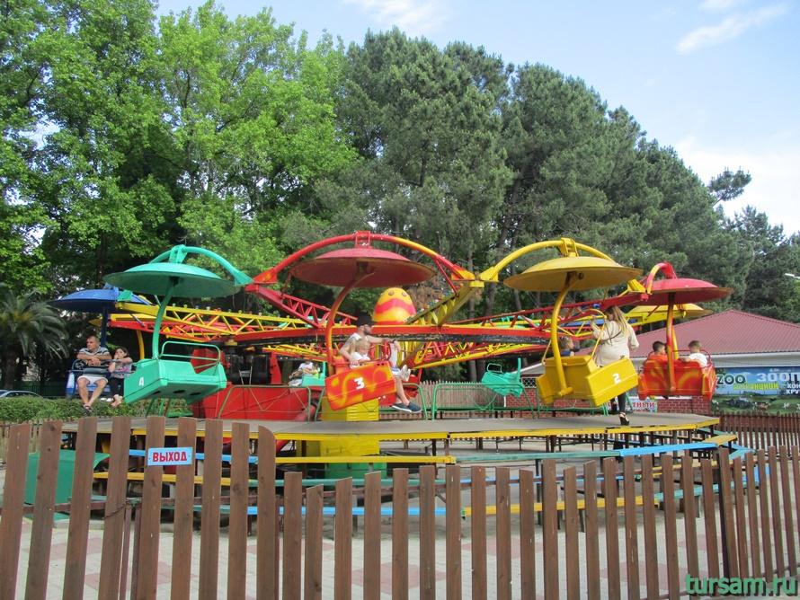Адлерский парк культуры и отдыха-2