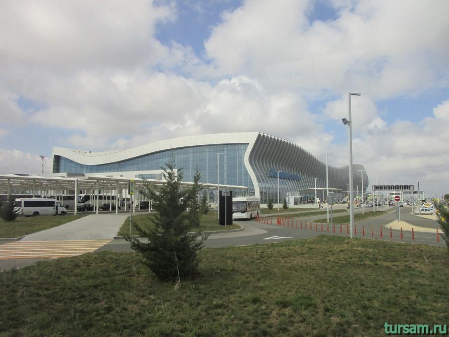 Аэропорт Симферополь-1