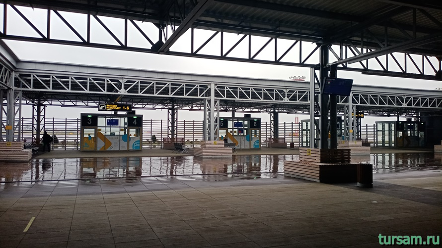 Аэропорт в Анапе-11