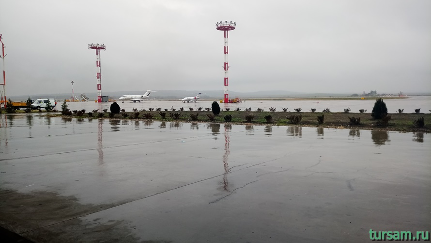 Аэропорт в Анапе-13