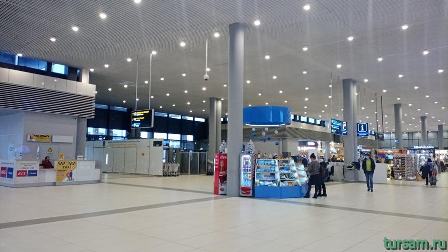 Аэропорт в Анапе-3