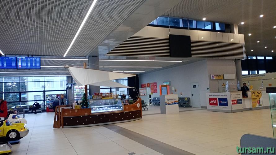 Аэропорт в Анапе-5