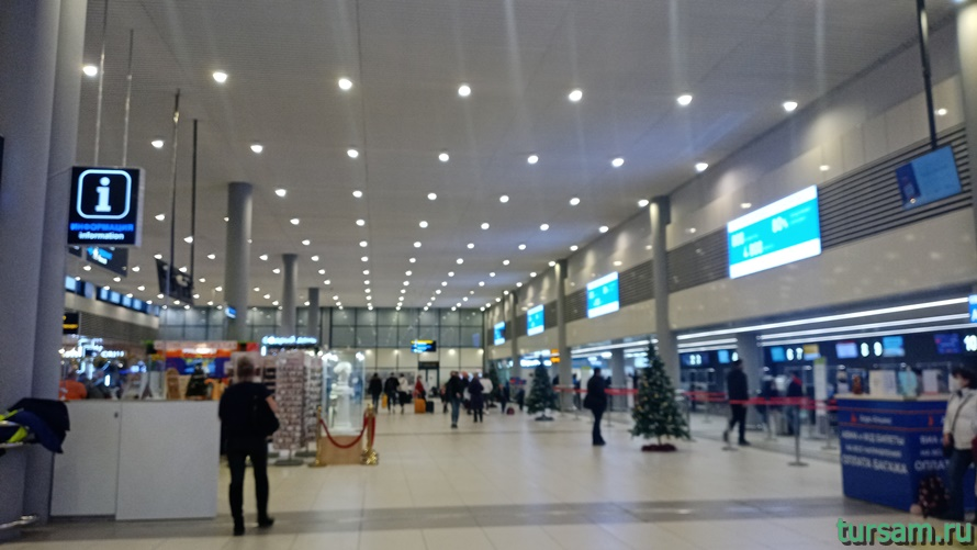 Аэропорт в Анапе-7