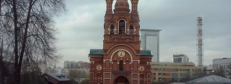Алексеевский ставропигиальный женский монастырь