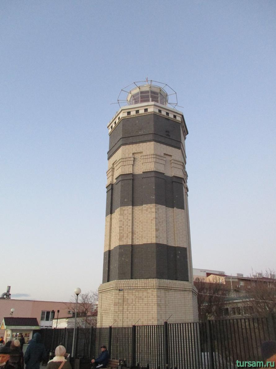 Анапский маяк-3
