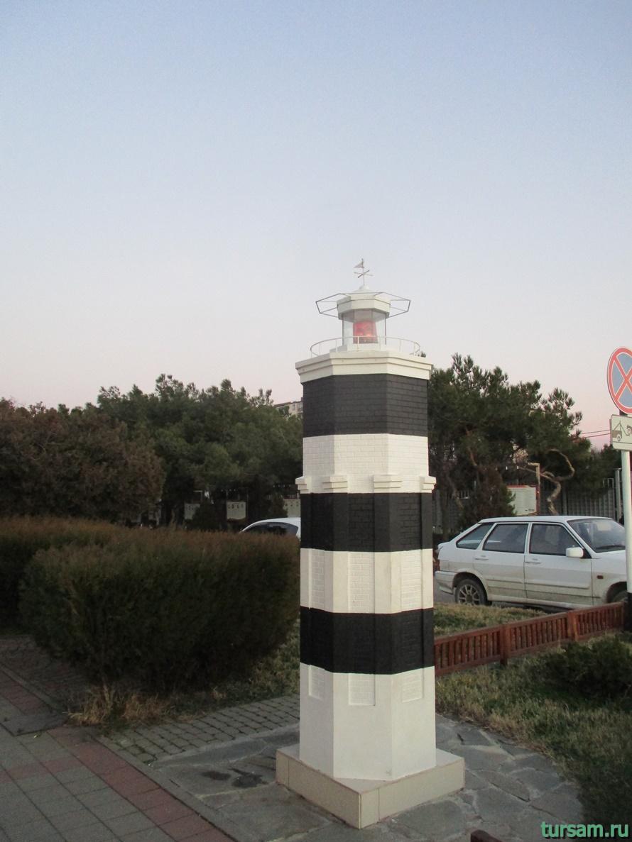 Анапский маяк-4