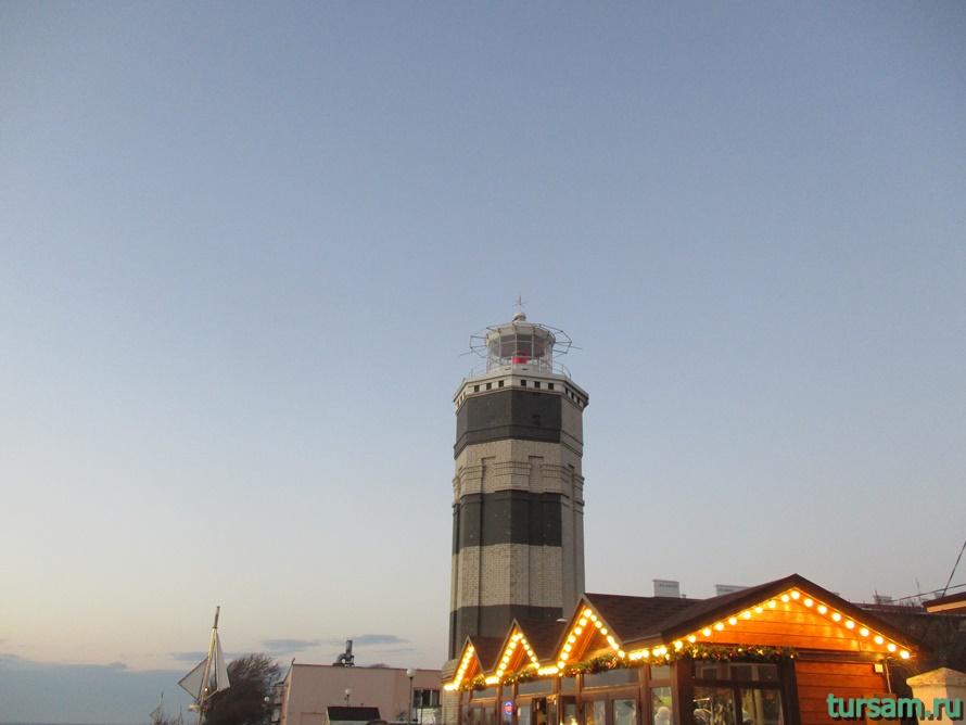 Анапский маяк-1
