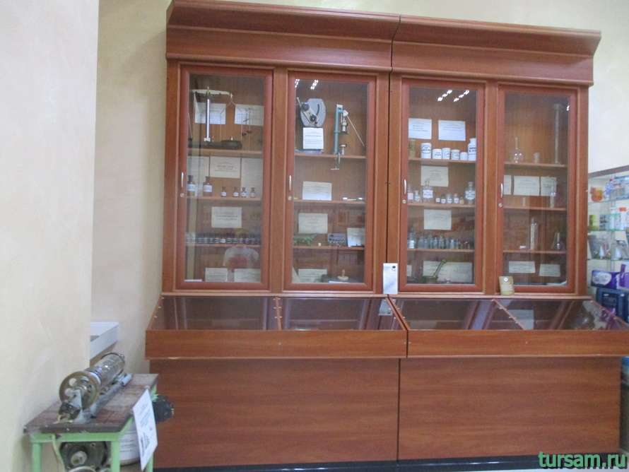 Аптека-музей в Евпатории-2