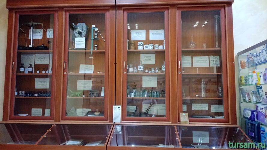Аптека-музей в Евпатории-8