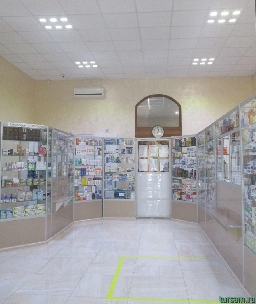Аптека-музей в Евпатории-9