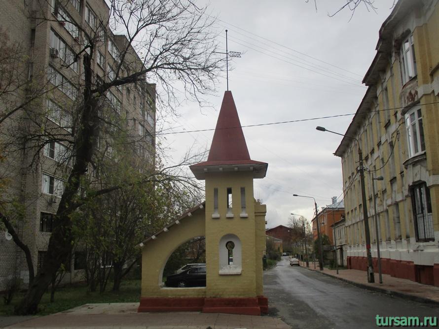 Башня Ключ в Ивантеевке-1