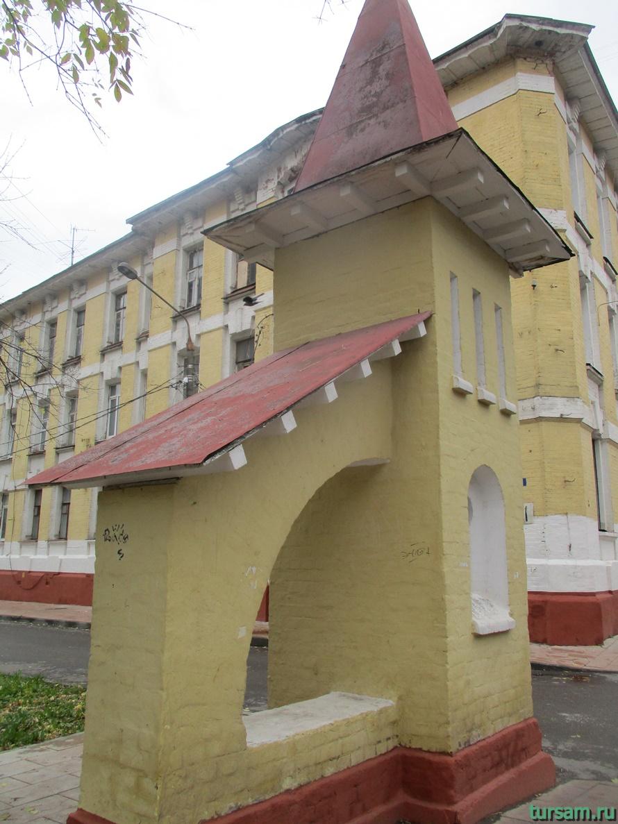 Башня Ключ в Ивантеевке-2