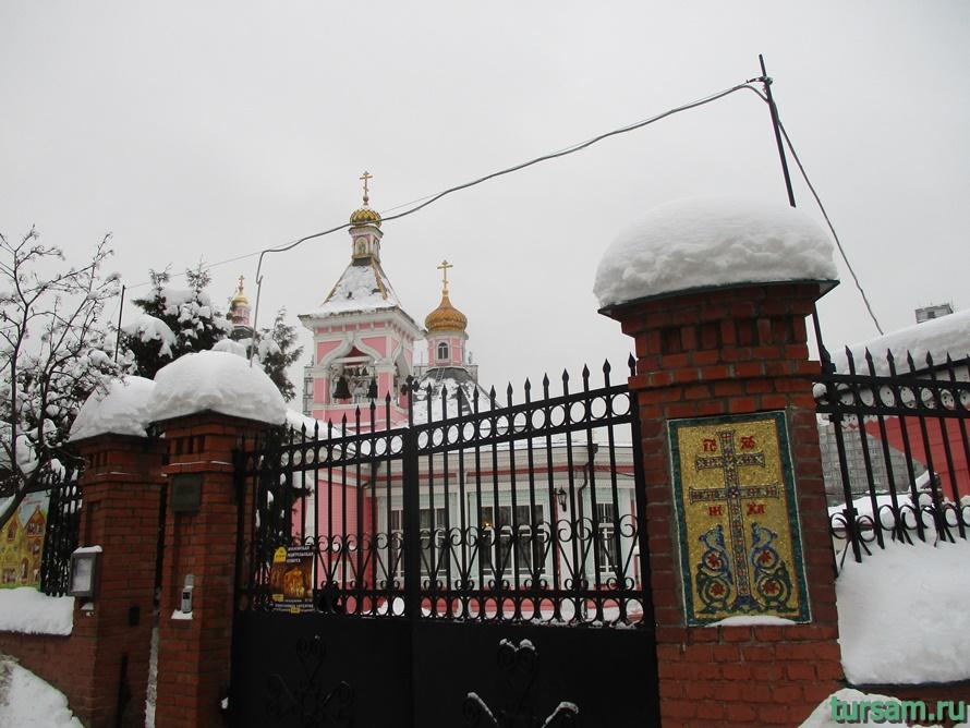 Богородский храм-2