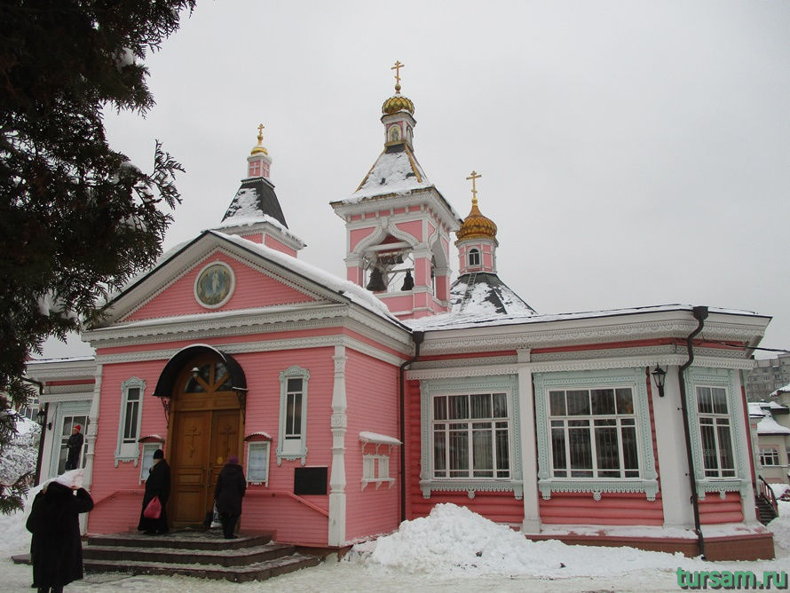 Богородский храм-3