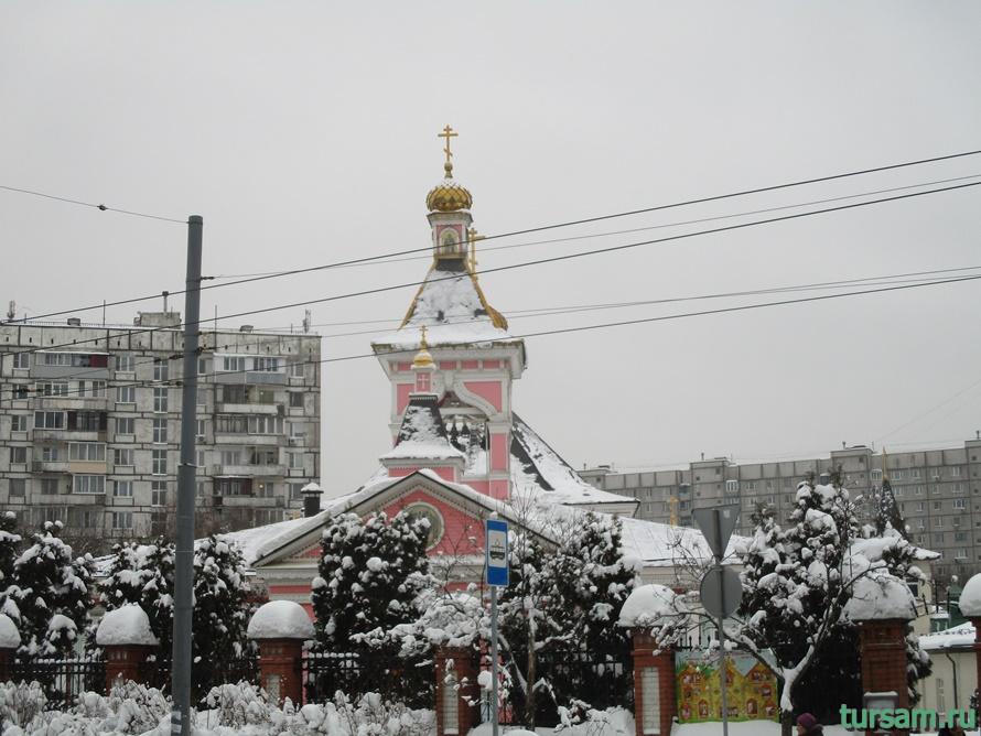 Богородский храм-5