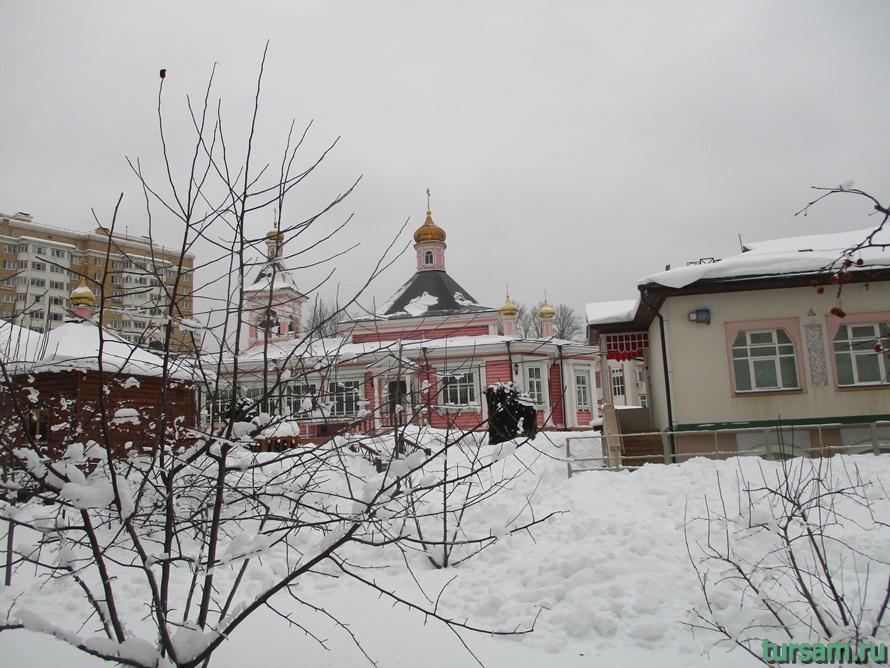 Богородский храм-7