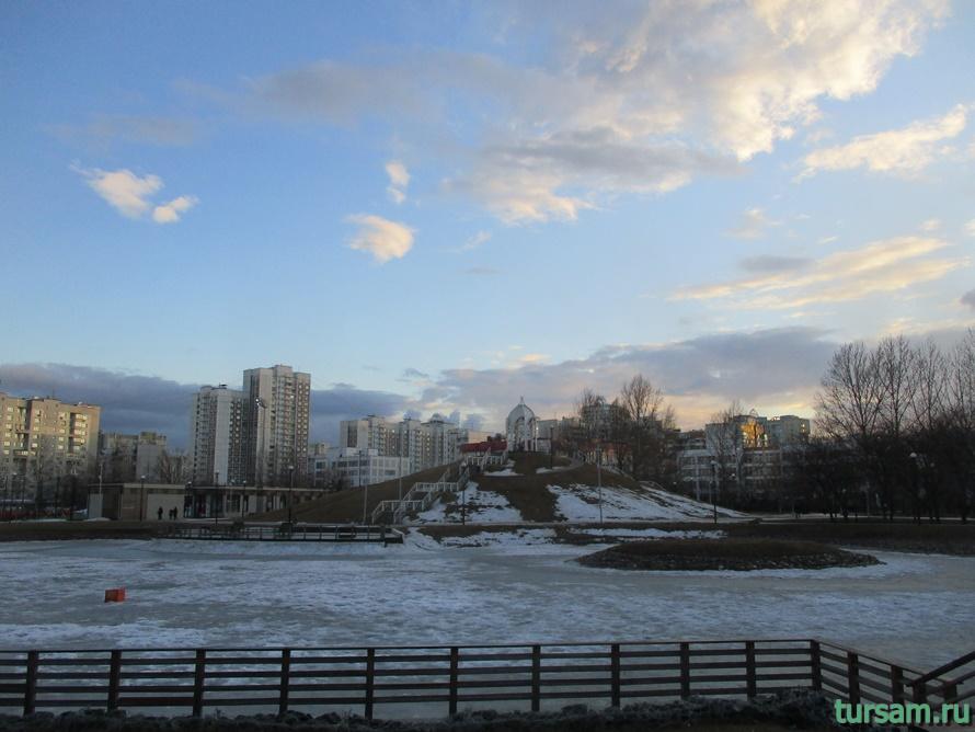 Братиславский парк в Москве-9
