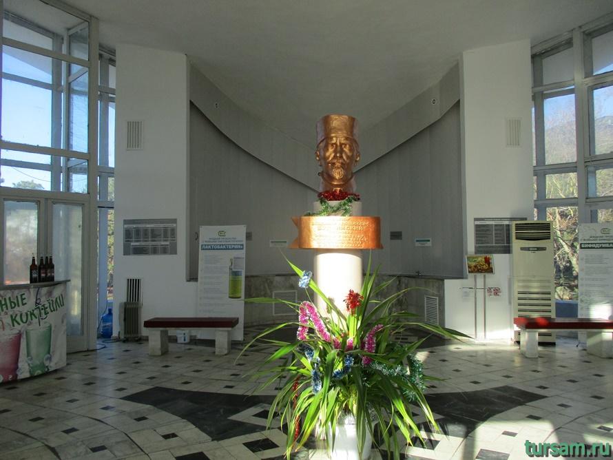 Бювет Дилуч в Анапе-3