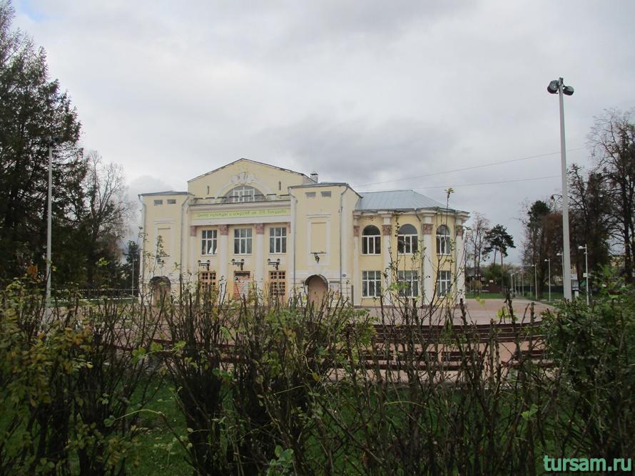 Центр культуры и искусств Кекушева в Ивантеевке-1