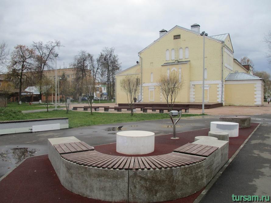 Центр культуры и искусств Кекушева в Ивантеевке-2