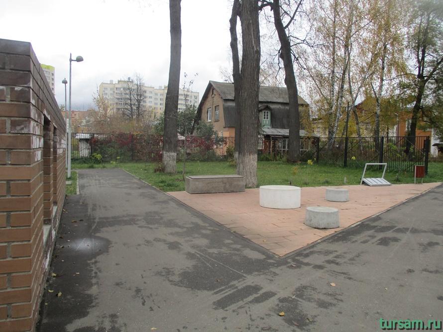 Центр культуры и искусств Кекушева в Ивантеевке-3