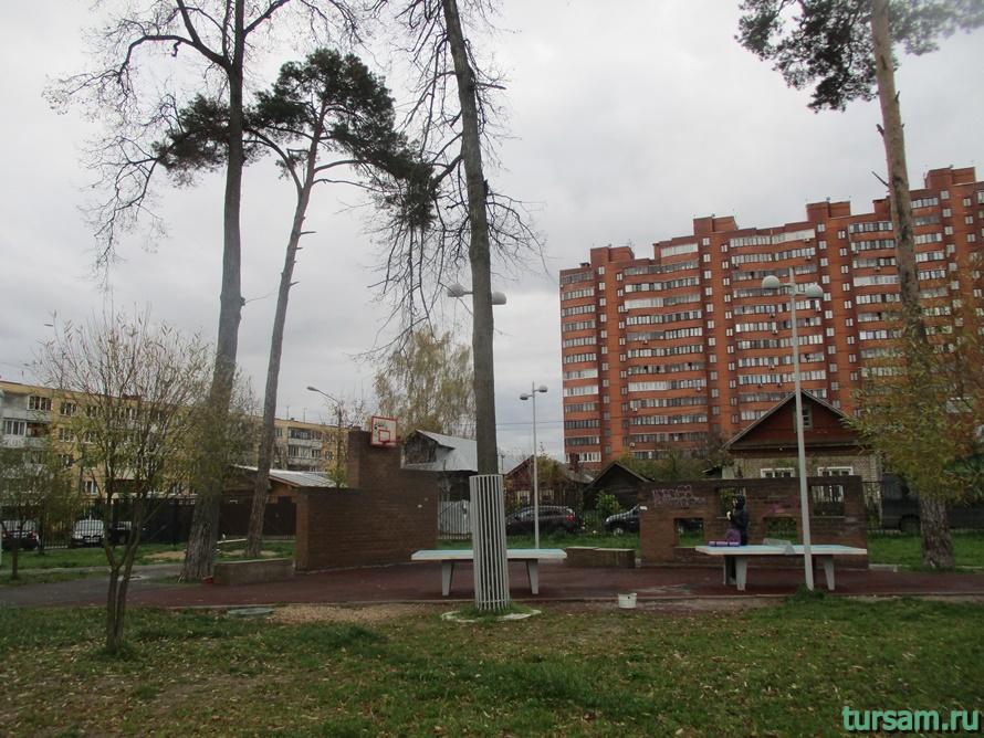 Центр культуры и искусств Кекушева в Ивантеевке-4