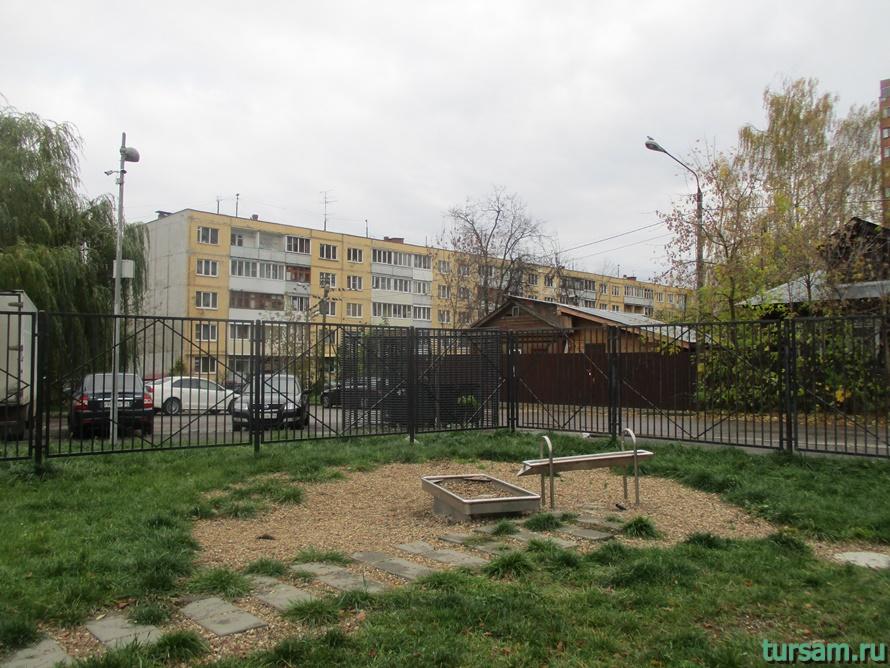 Центр культуры и искусств Кекушева в Ивантеевке-5