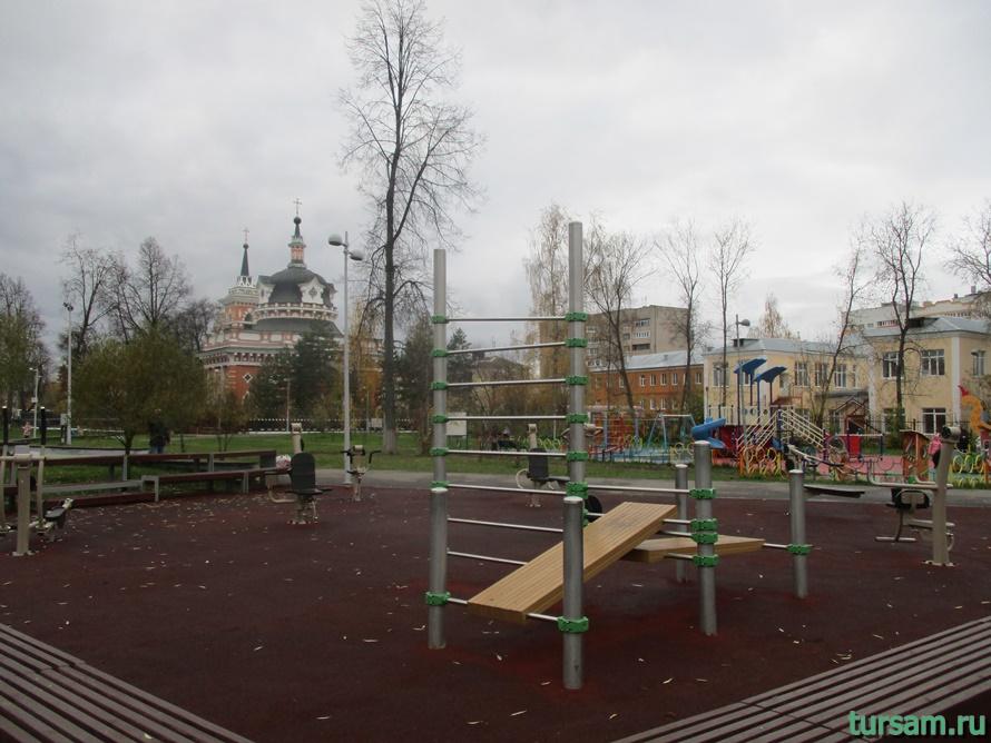 Центр культуры и искусств Кекушева в Ивантеевке-6