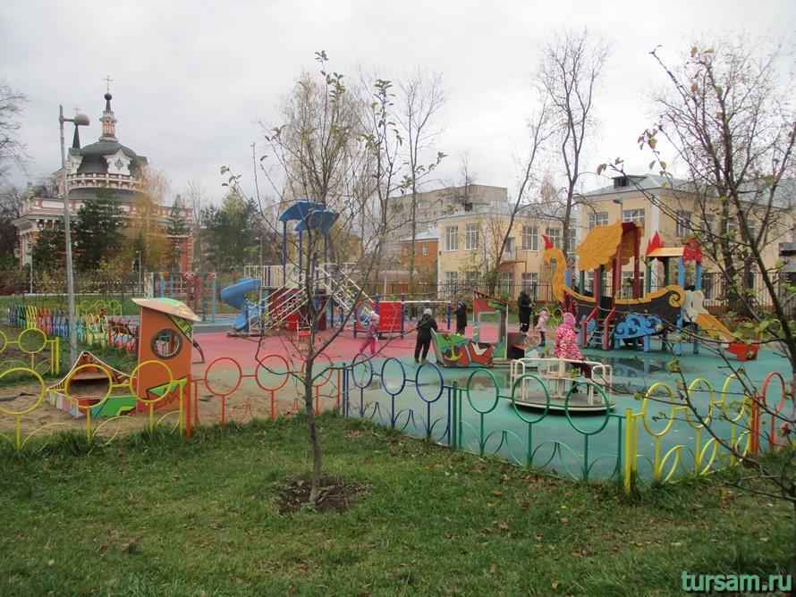 Центр культуры и искусств Кекушева в Ивантеевке-7