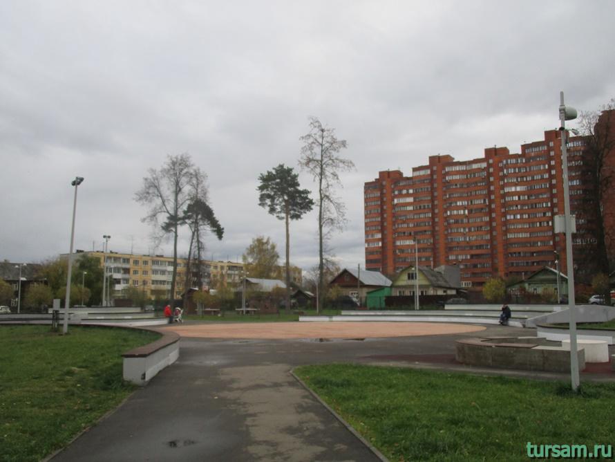 Центр культуры и искусств Кекушева в Ивантеевке-8