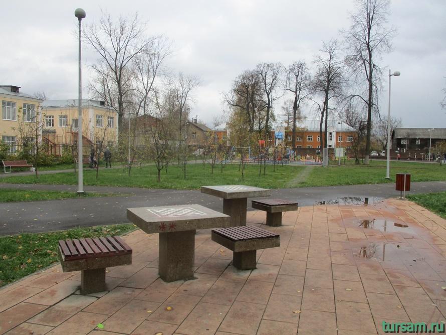 Центр культуры и искусств Кекушева в Ивантеевке-9
