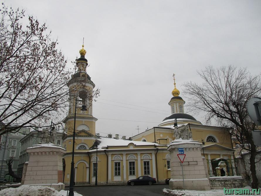 Церковь Рождества Богородицы на Кулишках-2