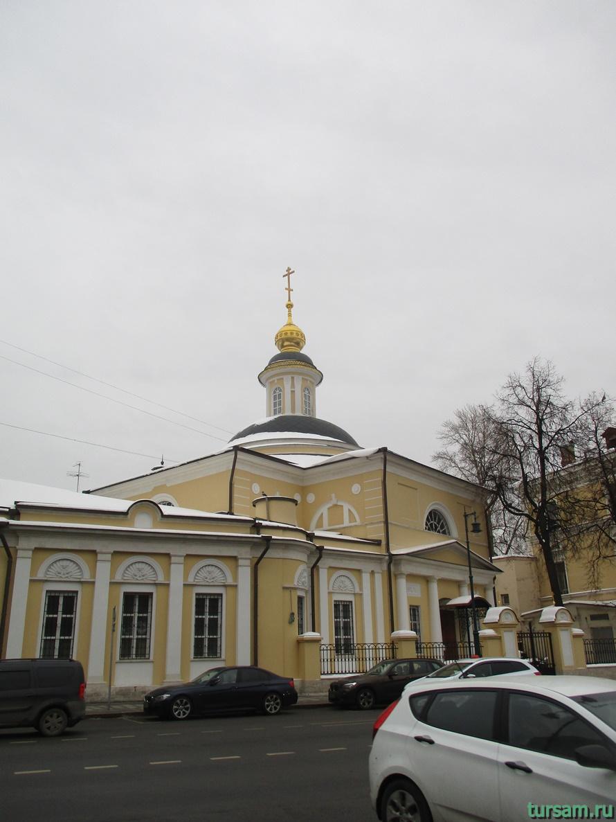 Церковь Рождества Богородицы на Кулишках-3