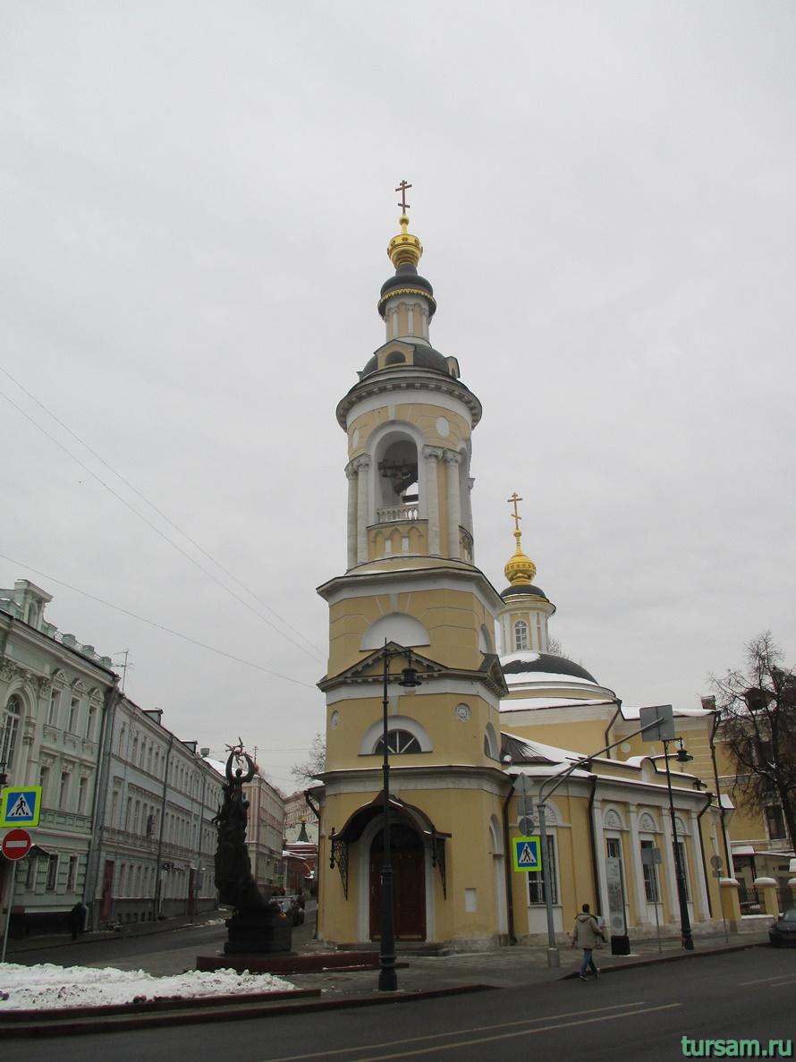 Церковь Рождества Богородицы на Кулишках-4