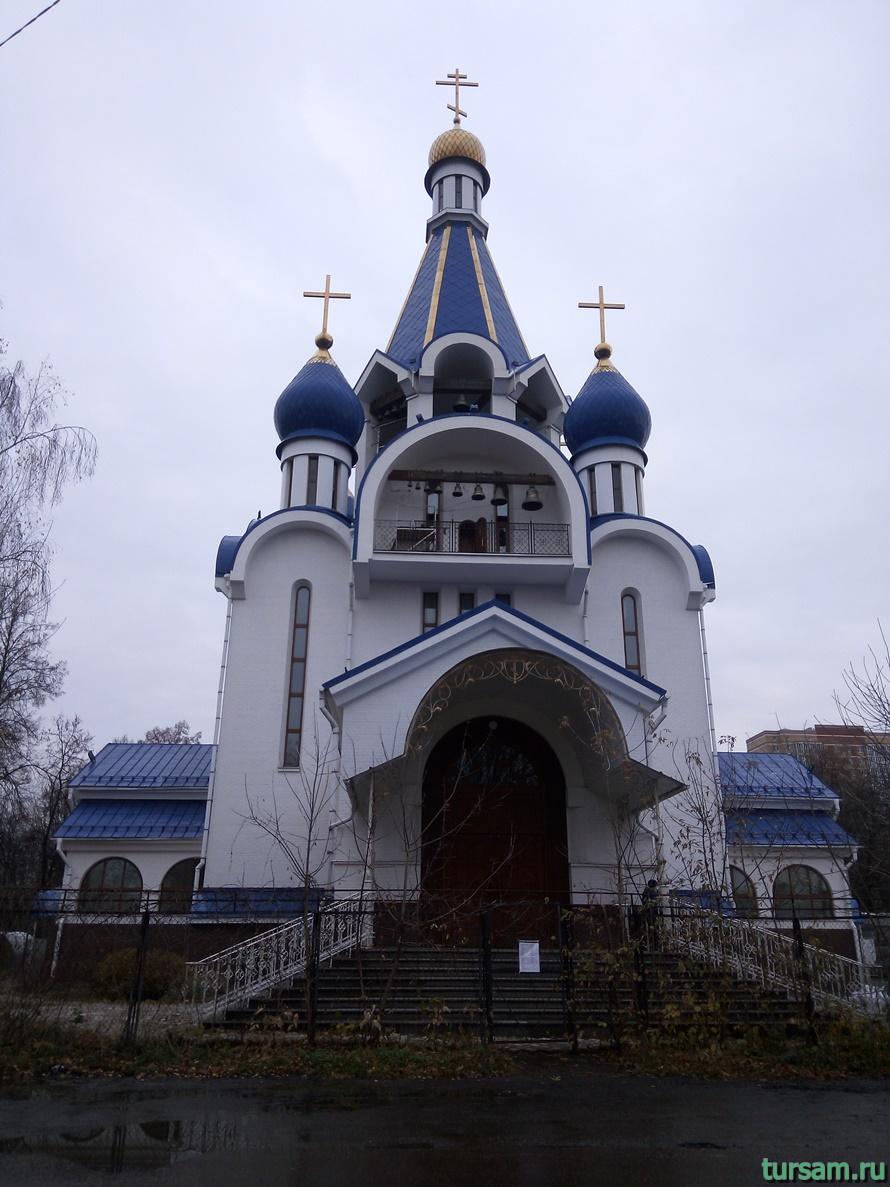 Церковь Рождества Богородицы в Королеве-1