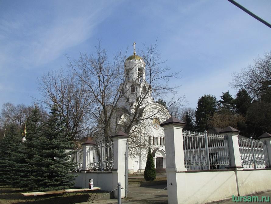 Церковь Рождества Христова во Фрязино-1