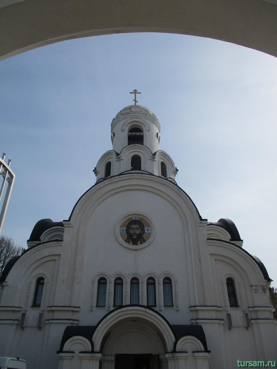 Церковь Рождества Христова во Фрязино-2