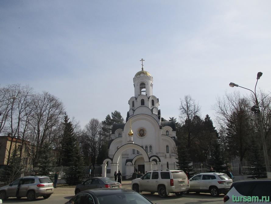 Церковь Рождества Христова во Фрязино-3