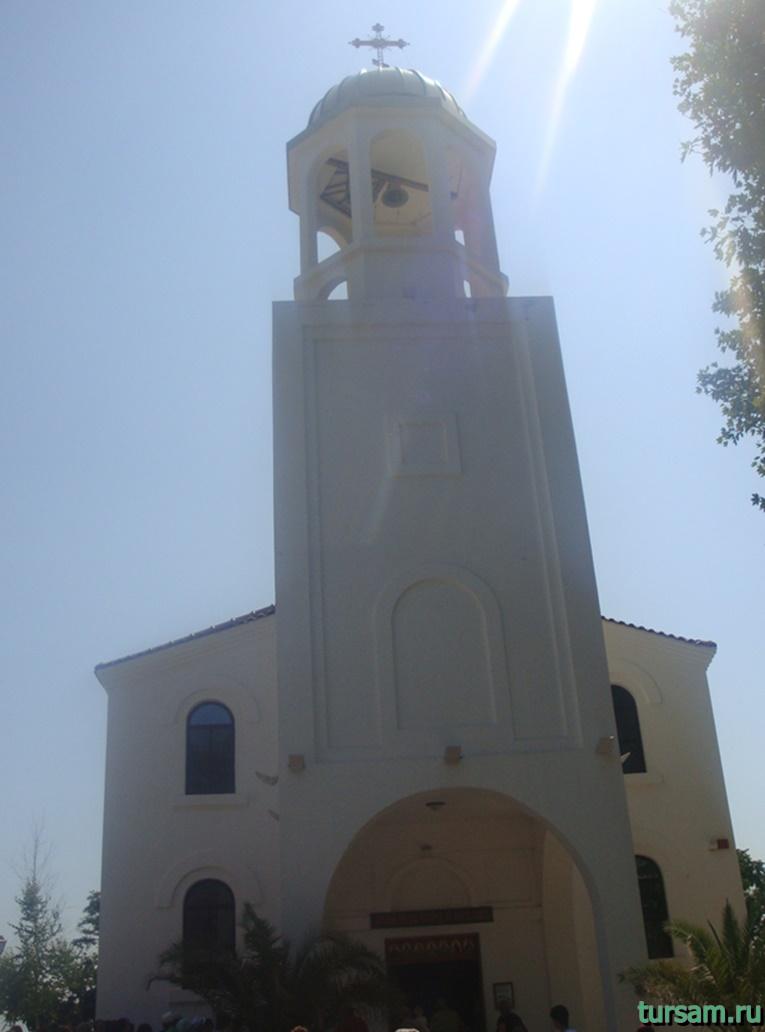 Церковь Святых Кирилла и Мефодия в Созополе