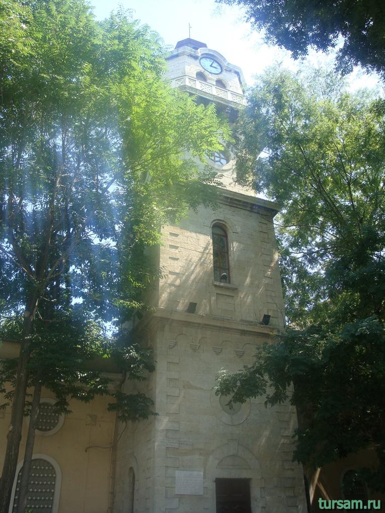 Часовая башня в Варне