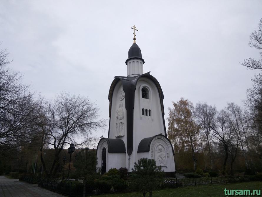 Часовня Александра Невского в Королеве-2