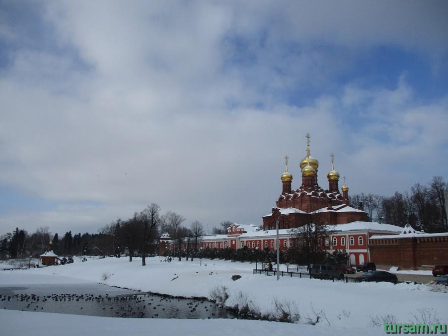 Часовня святого благоверного князя Владислава Сербского