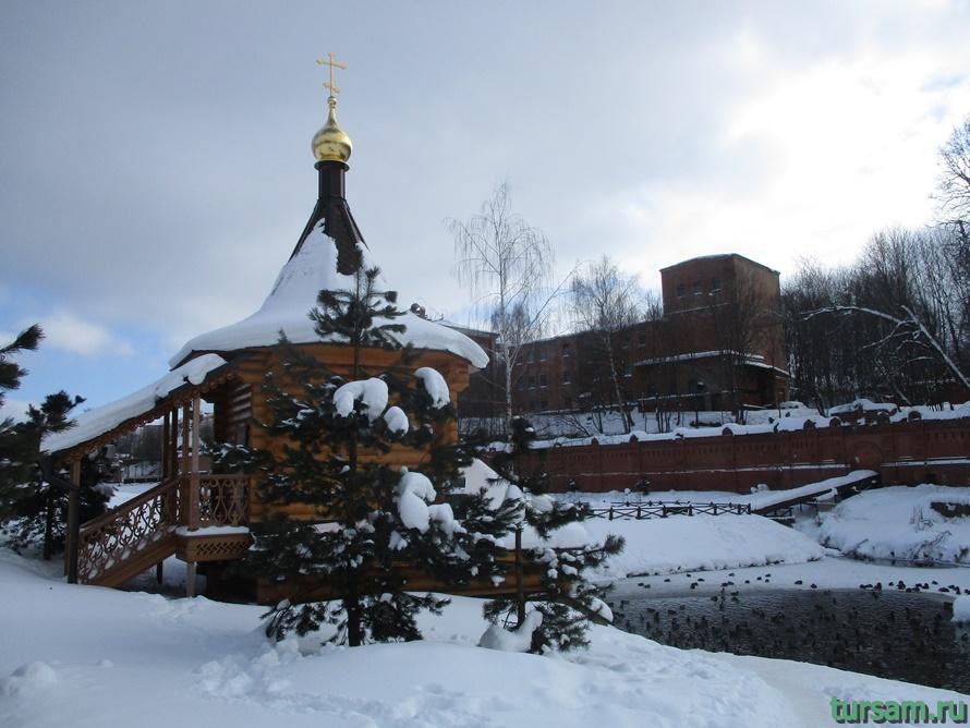 Часовня Владислава Сербского в Сергиевом Посаде-19