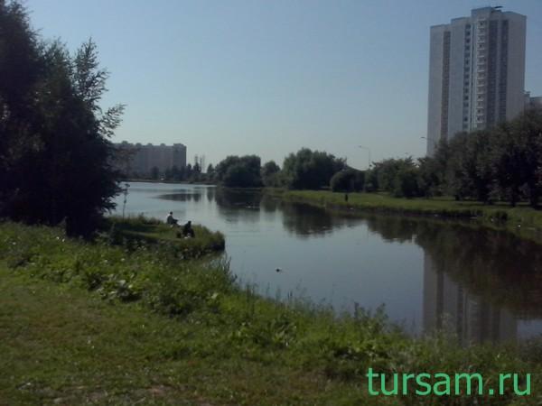 Черневский пруд