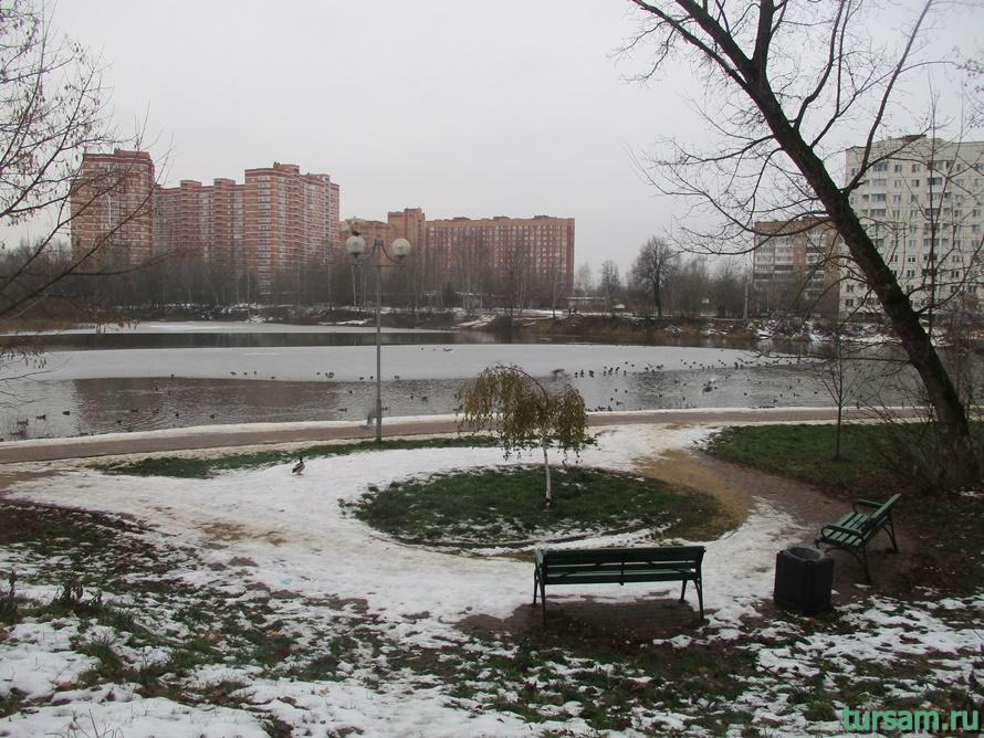 Чкаловский парк в Щелково-1