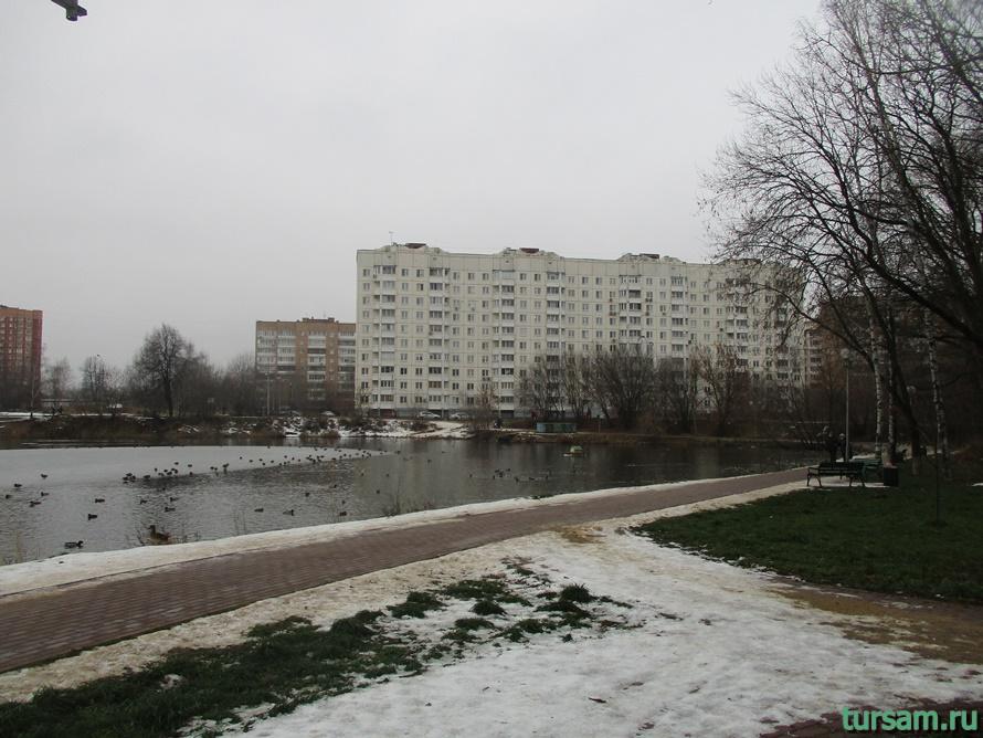 Чкаловский парк в Щелково-2