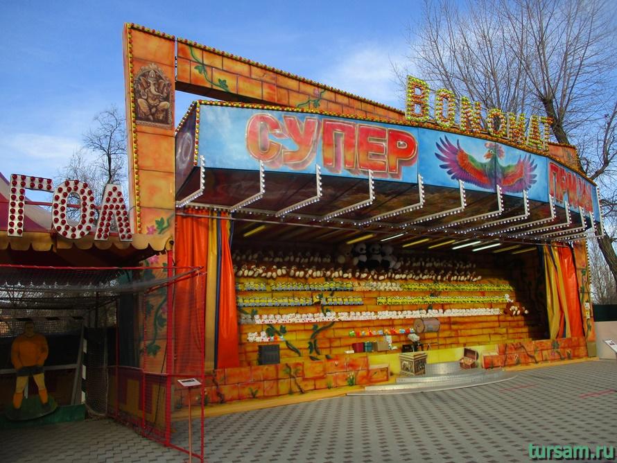 Детский парк Джунгли в Анапе-6