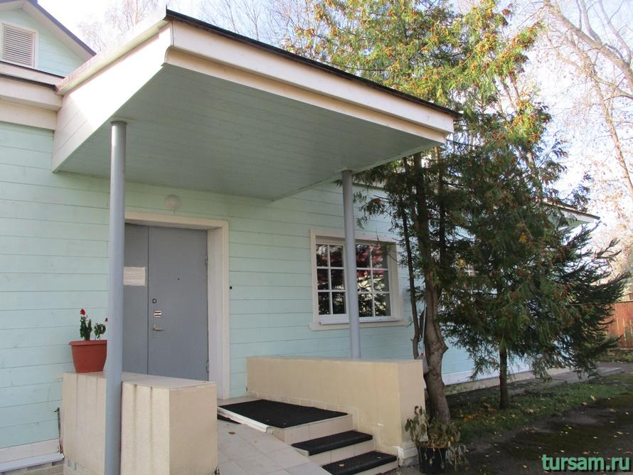 Дом-музей Серафима Звездинского в Дмитрове-5
