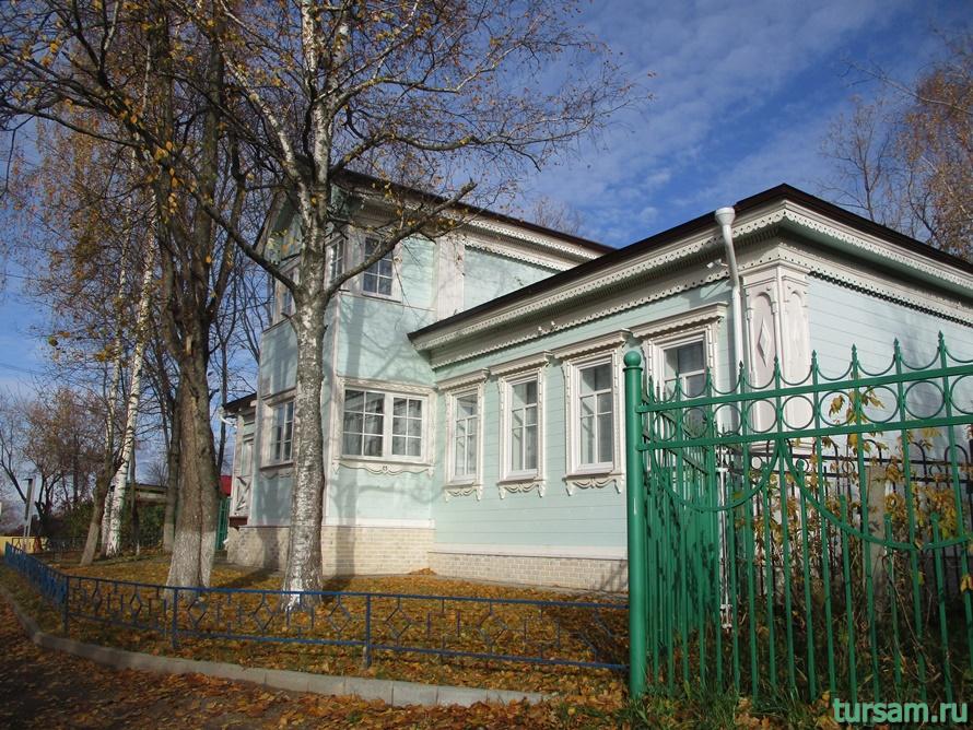 Дом-музей Серафима Звездинского в Дмитрове-7