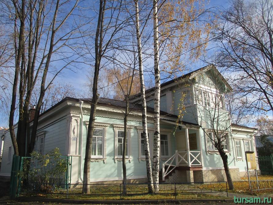Дом-музей Серафима Звездинского в Дмитрове